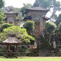 Un temple aux environs d'Ubud