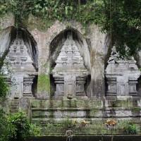 Les sanctuaires incrustés de Gunung Kawi