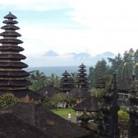 Le temple Pura Besakih