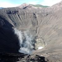 Le cratère du Gunung Bromo