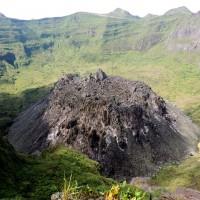 Le dôme de lave du Gunung Kelud