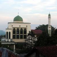 Une des mosquées de la ville