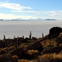La isla Incahuasi