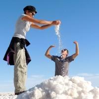 Petit bain de sel