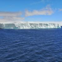 Un monstre d'iceberg
