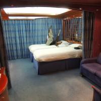 Petite cabine cosy