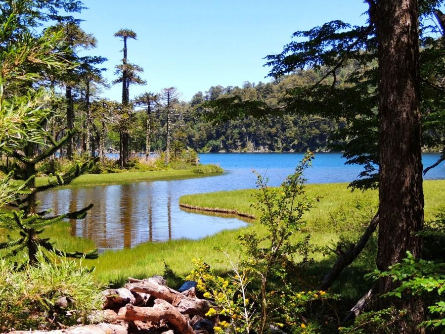 Vue sur la lagune Toro